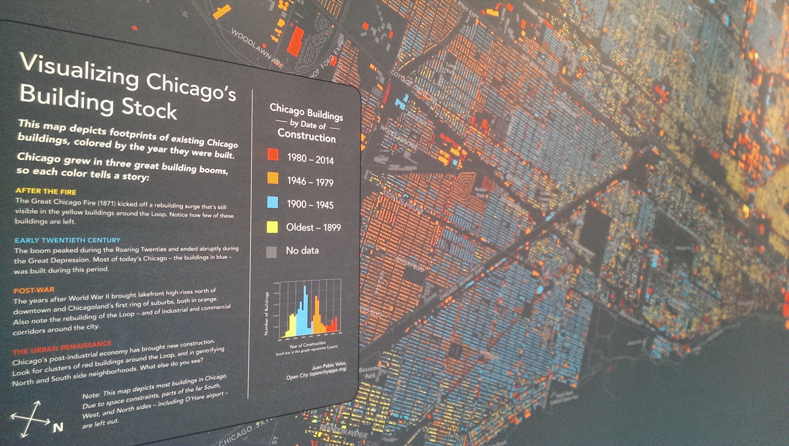Visualizing Chicago's Building Stock, Chicago: City of Big Data